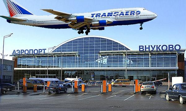 С 25 октября «Трансаэро» переводит все московские рейсы в аэропорт Внуково