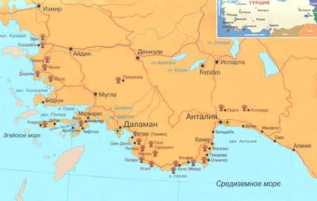 Курорт Аланья