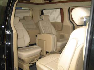 Салон Hyundai Grand Starex