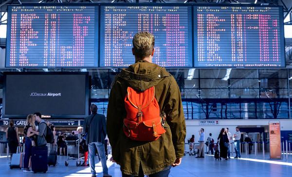 Ошибки туриста в аэропорту