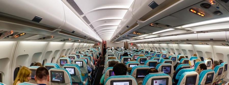 Правила багажного этикета в самолете